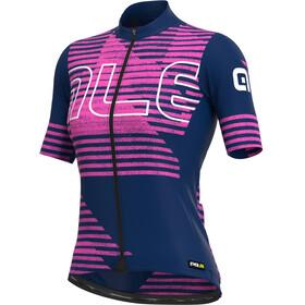 Alé Cycling PRR Horizon Kurzarm Trikot Damen blau/lila